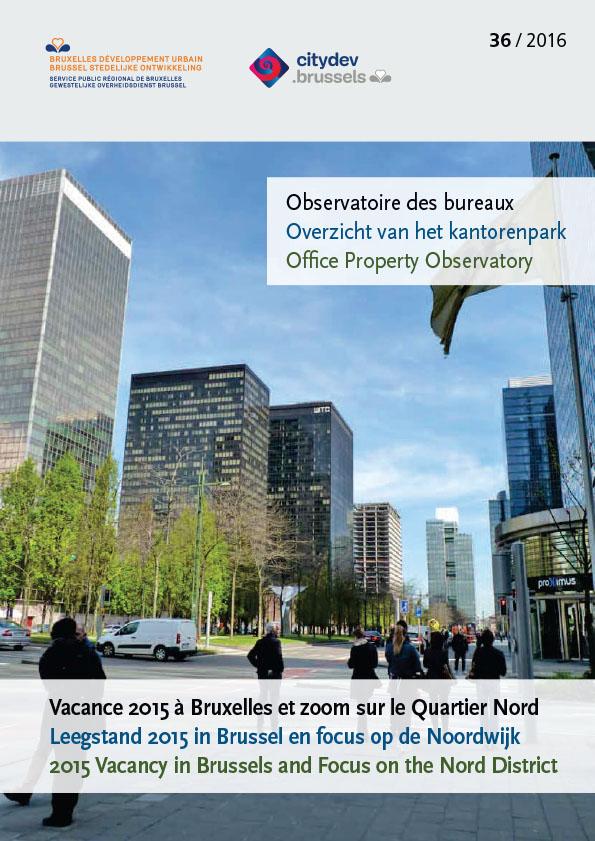 Overzicht van het kantorenpark n°36