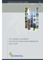 Overzicht van de huisvestingsvergunningen nr.1