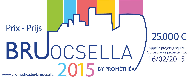Prijs BRUOCSELLA - Oproep voor projecten